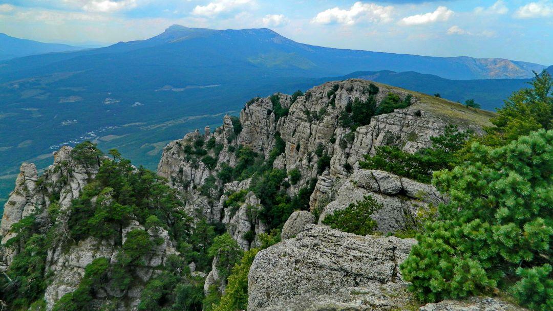 Долина привидений в Учкуевке