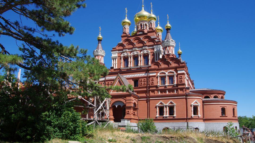 Святые места Крыма в Учкуевке
