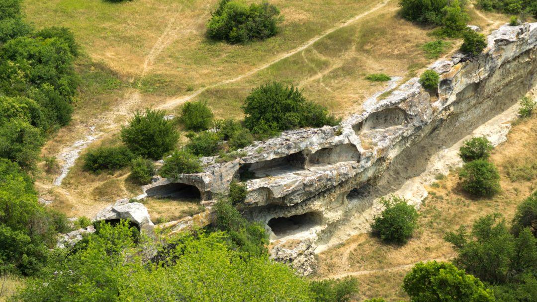 Великий Чатыр-Даг в Северной стороне Севастополя