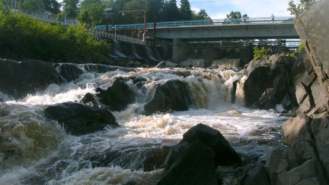 7 водопадов южной Карелии. - фото 3