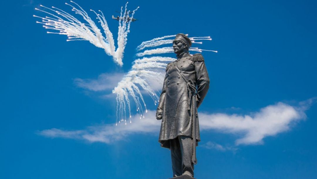 День ВМФ: билеты на частную трибуну в Севастополе