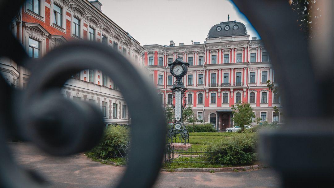 Романтика Проходных дворов в Санкт-Петербурге