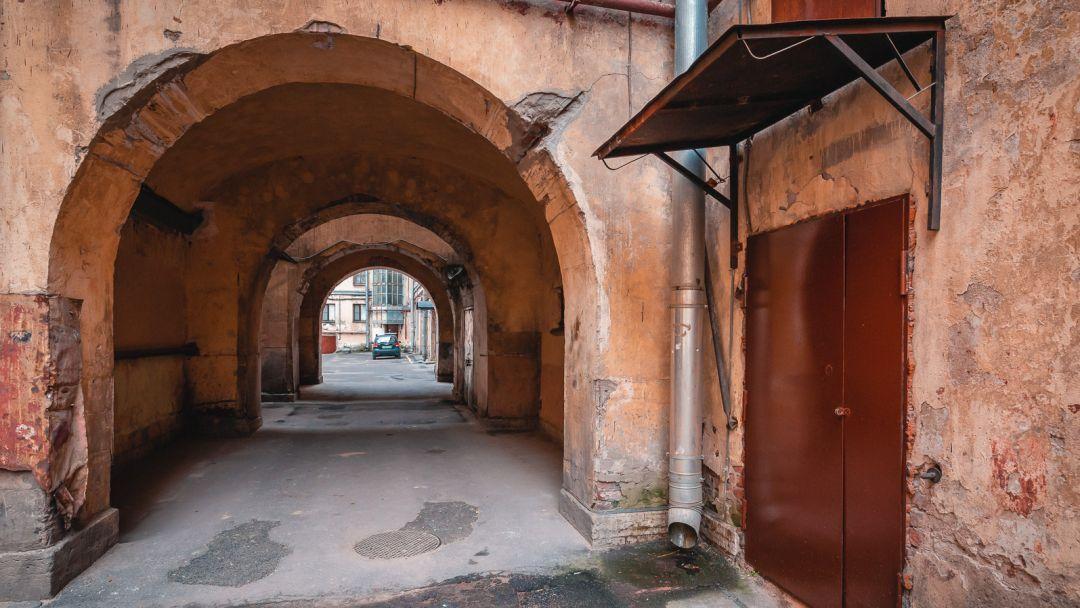 Романтика Проходных дворов - фото 3