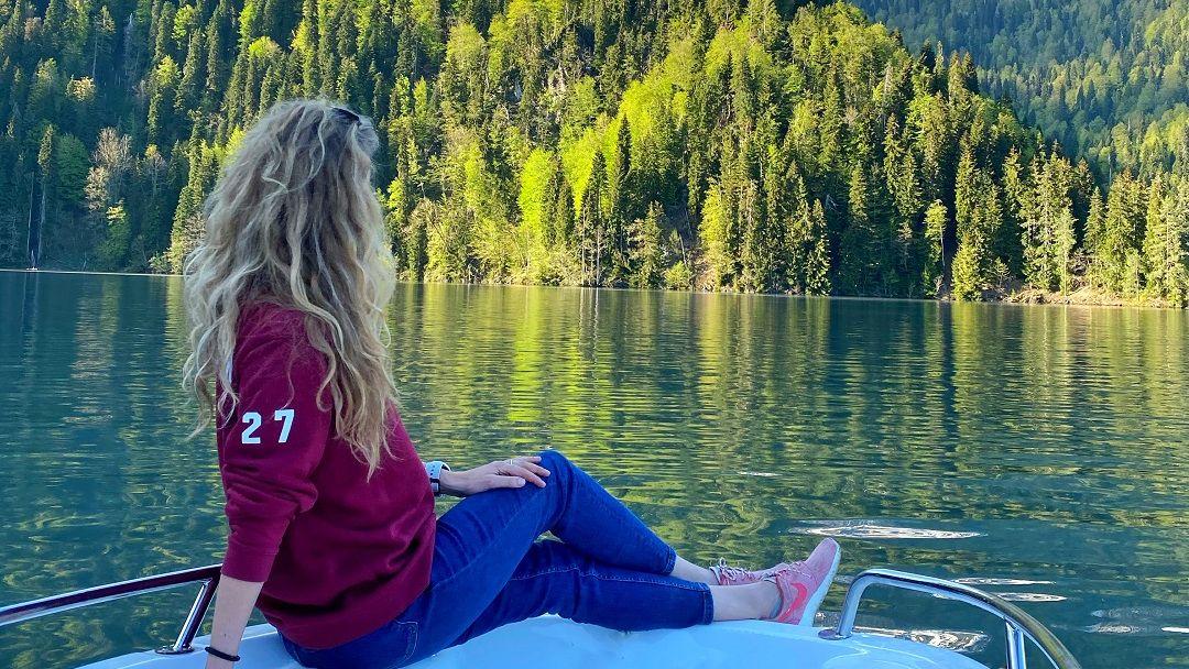 Абхазия Озеро Рица - фото 3