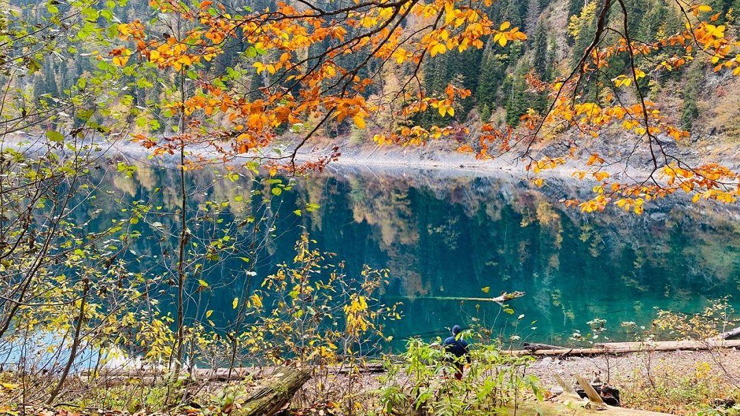 Абхазия Озеро Рица - фото 6