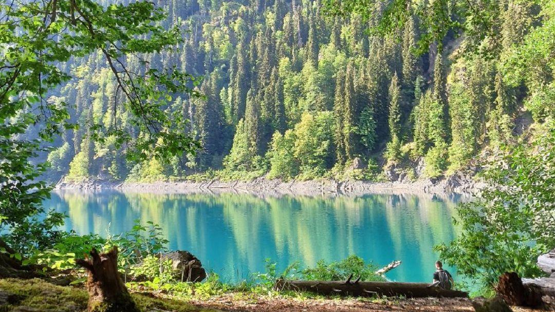 Абхазия Озеро Рица - фото 4