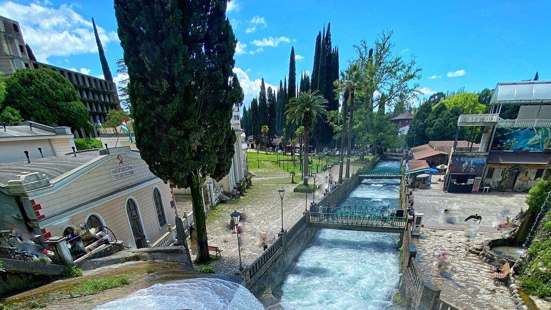Абхазия Новый Афон - фото 2