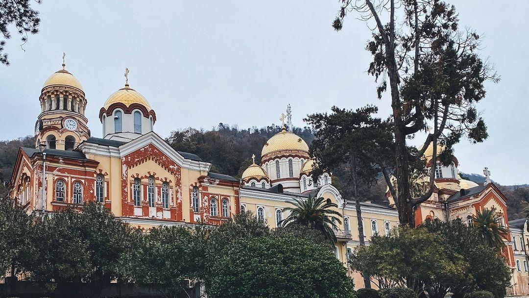 Абхазия Новый Афон - фото 7