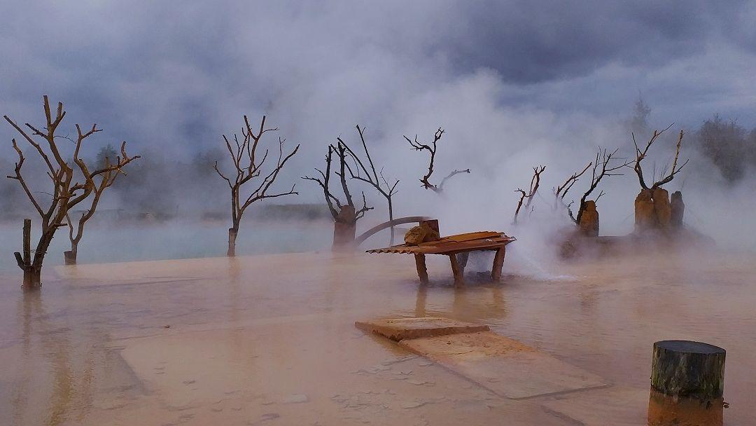 Кындыгский термальный источник - фото 1