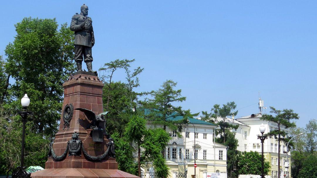 Иркутская история в Иркутске