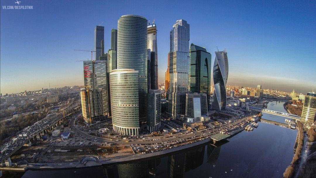 Москва-Сити (суббота) в Москве