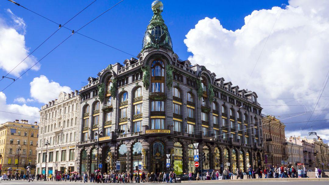 Неформальный микс в Санкт-Петербурге