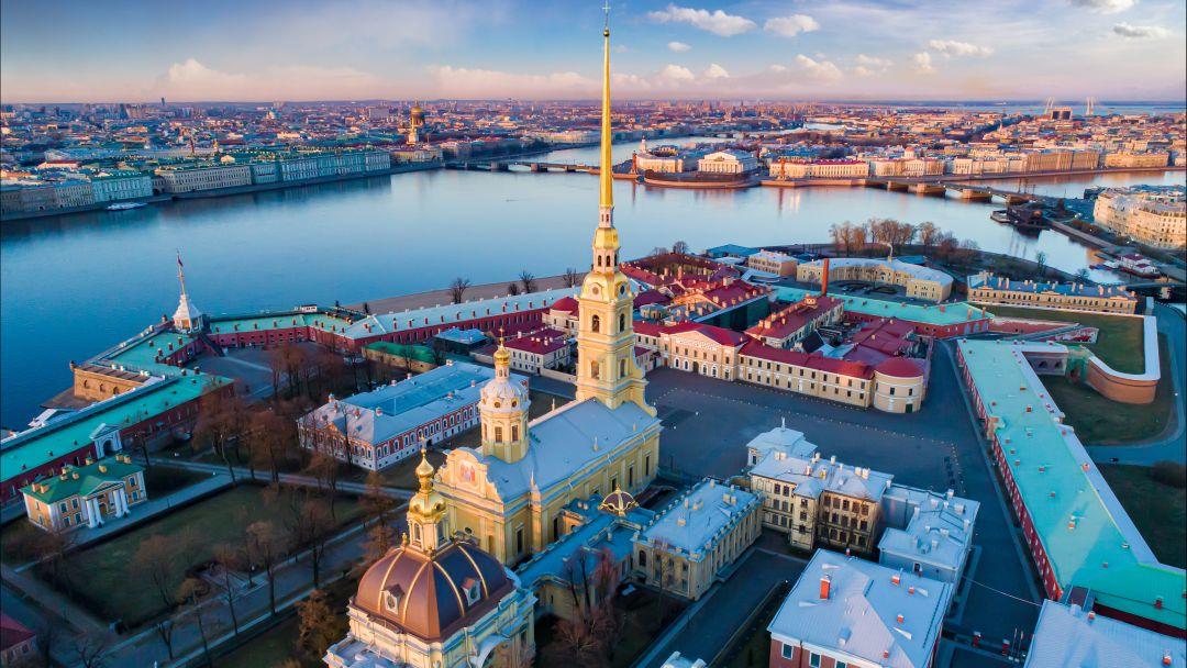 Экскурсия на Волковское кладбище в Санкт-Петербурге
