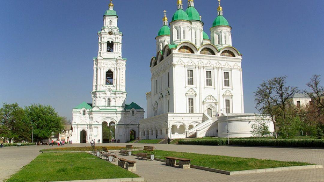 Большая обзорная экскурсия по Астрахани