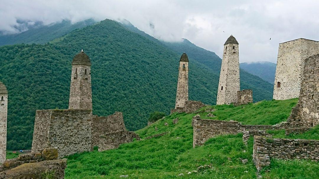 Ингушетия-в страну башен и легенд