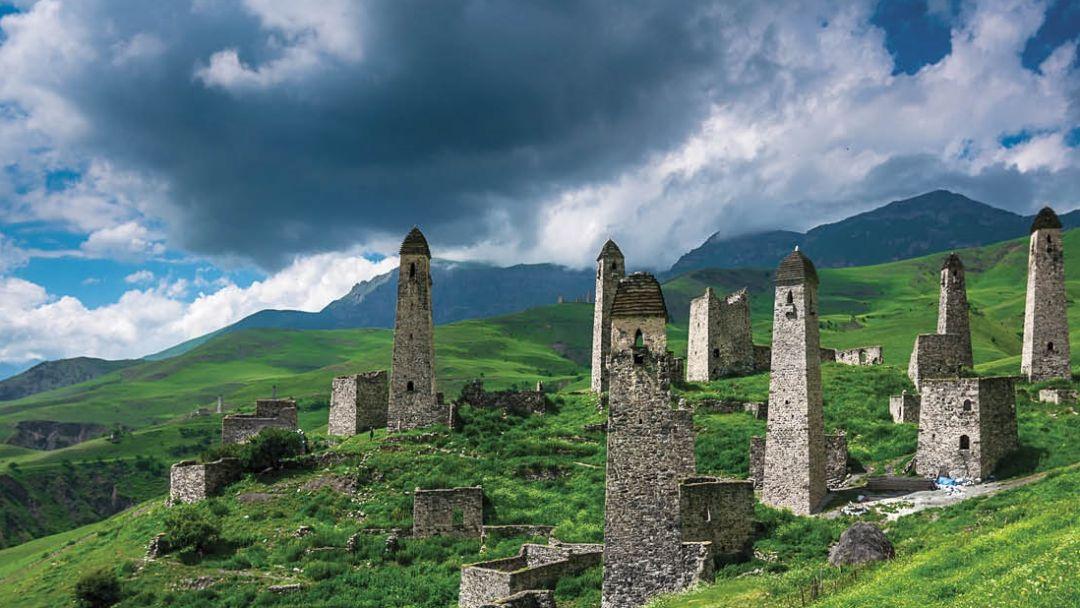 Ингушетия-в страну башен и легенд - фото 2