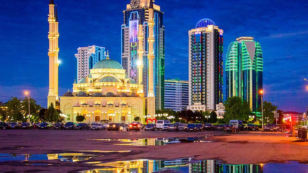 Город Грозный-прошлое и настоящее в Пятигорске