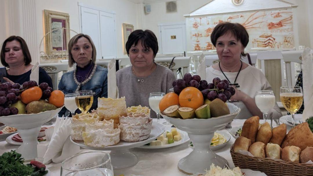 Кавказское застолье в г.Нальчик - фото 2