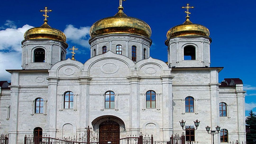 Город трёх религий  в Пятигорске