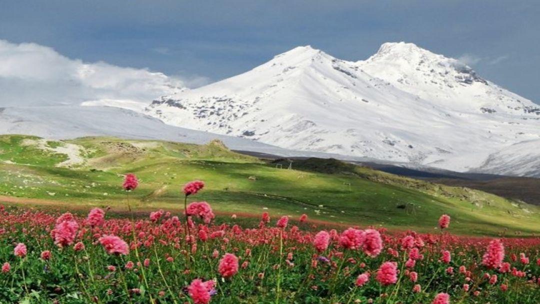 Эльбрус - к вершинам седой горы