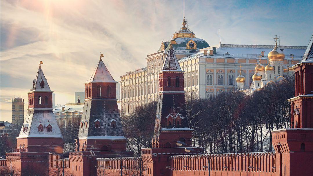 Московский Кремль + Красная площадь - фото 2