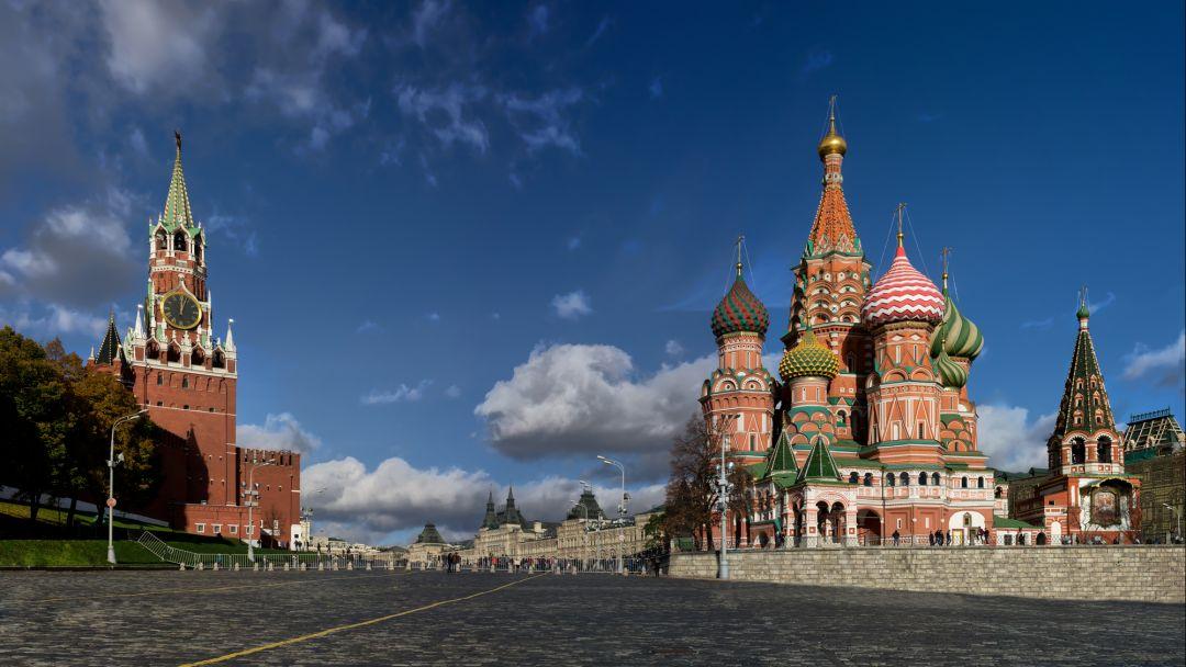 Московский Кремль + Красная площадь