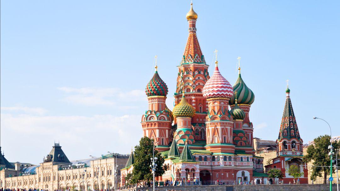 Московский Кремль + Красная площадь - фото 3