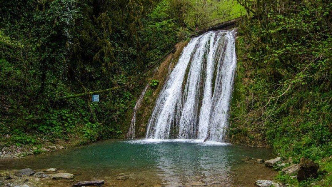 33 водопада + Волконский дольмен в Севастополе