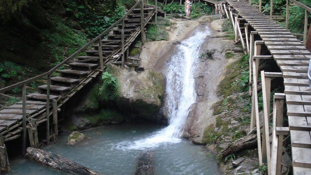 33 водопада + Волконский дольмен - фото 2
