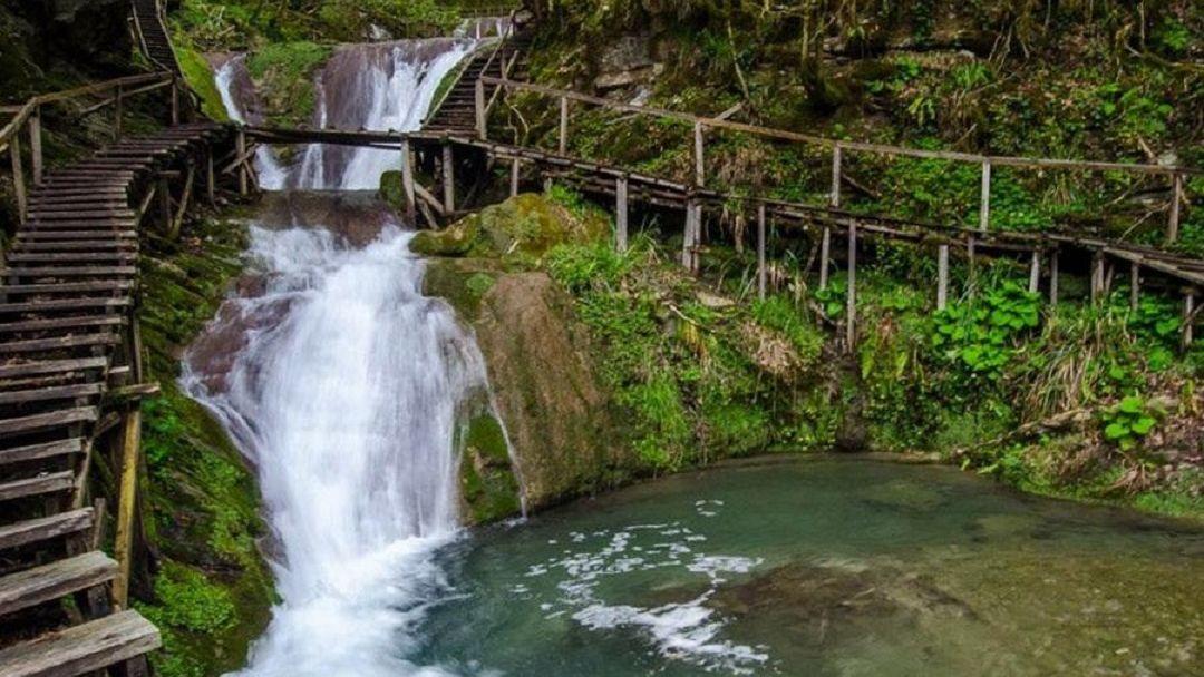 33 водопада + Волконский дольмен - фото 4