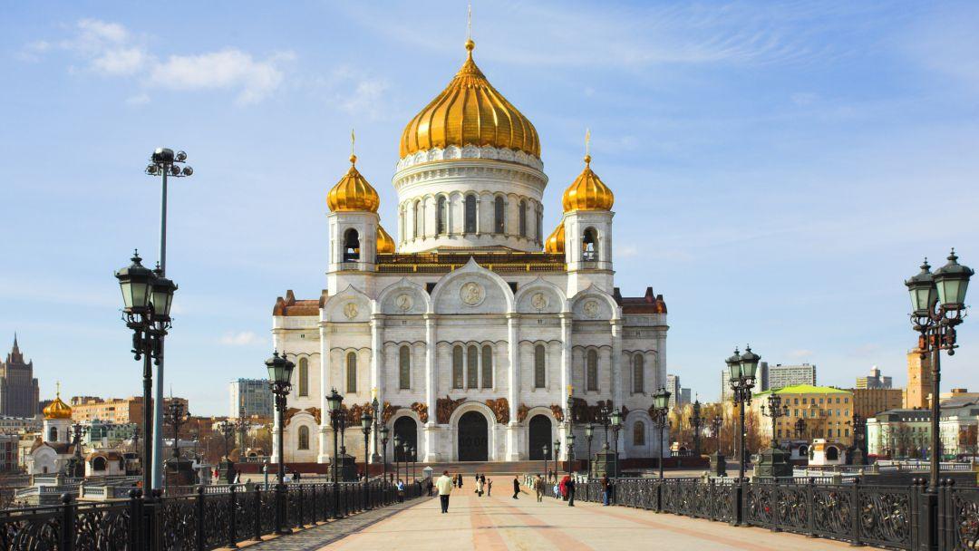 Автобусная обзорная экскурсия по Москве (понедельник, среда и пятница)
