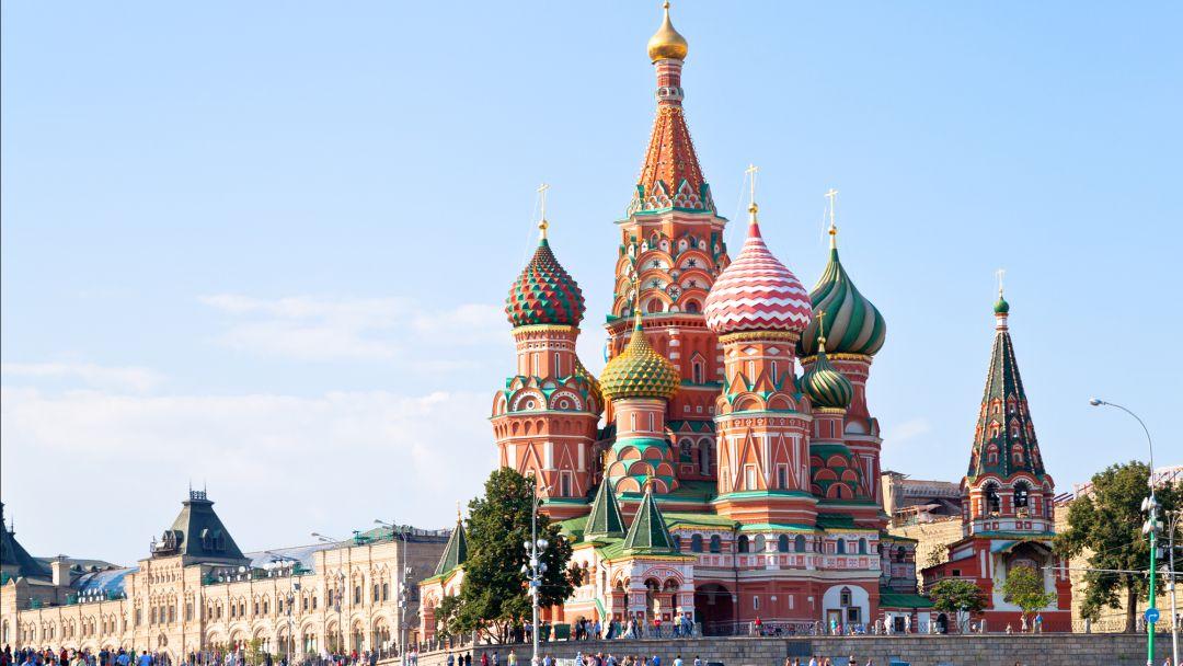 Автобусная обзорная экскурсия по Москве (понедельник, среда и пятница) - фото 2