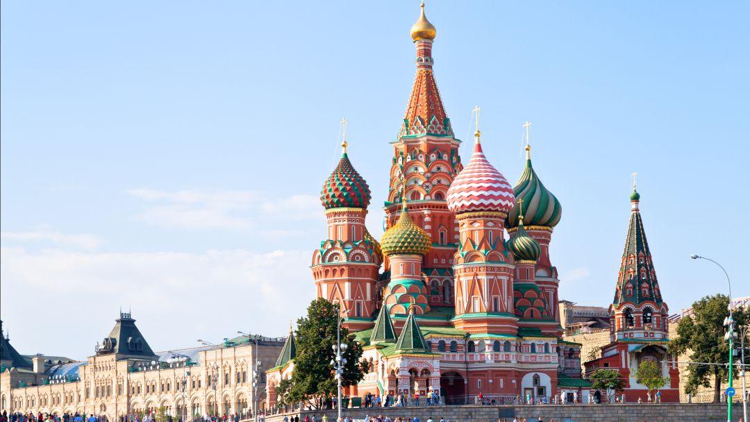 Москва – город контрастов (среда и пятница)