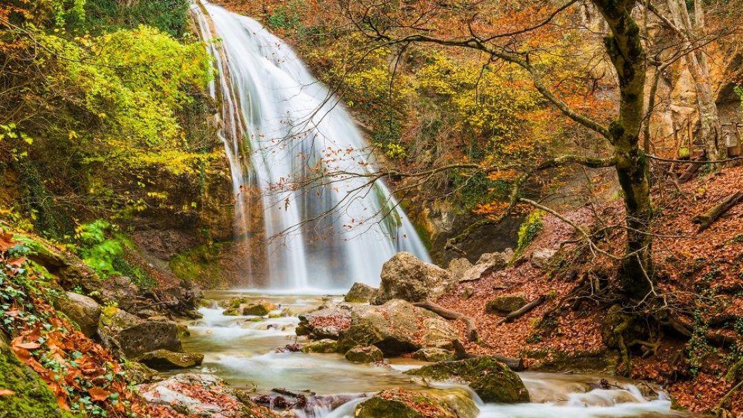 Водопад Джур-Джур - фото 2
