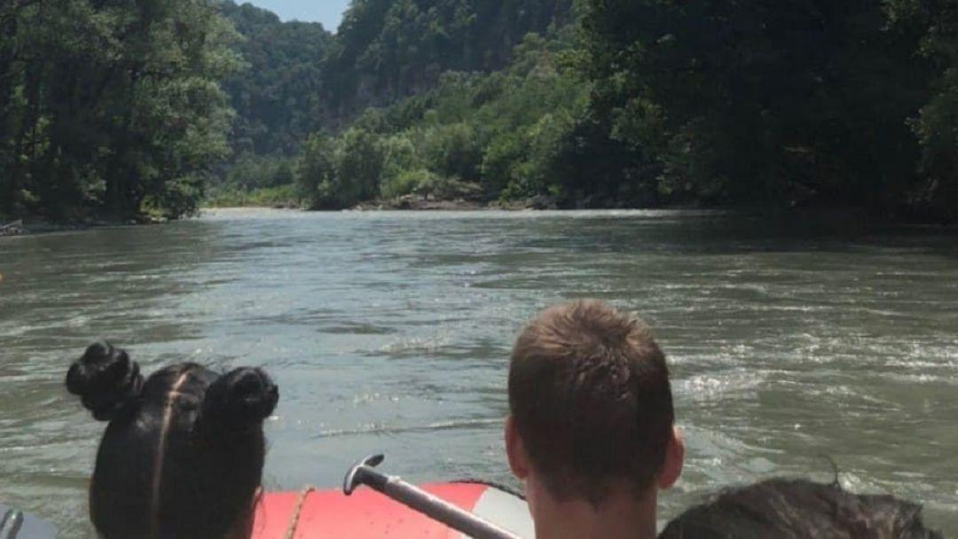 Сплав на рафтах по реке Мзымта - фото 2