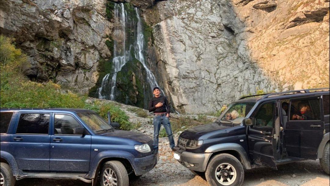 Джип-тур в Абхазию с купанием в море. Другой уровень. - фото 12
