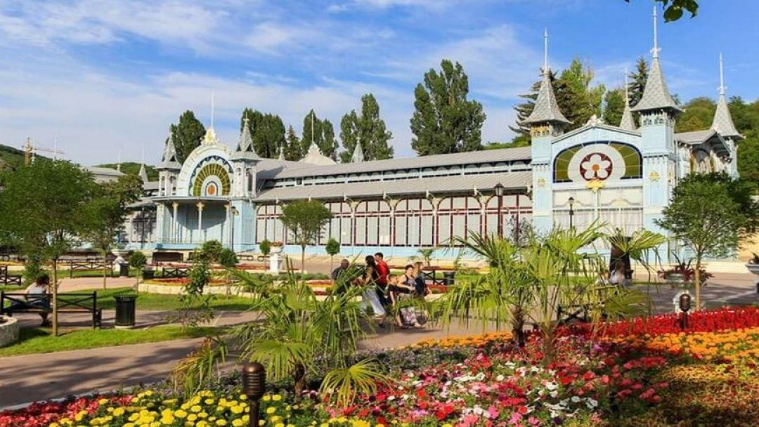 Пятигорск и Железноводск