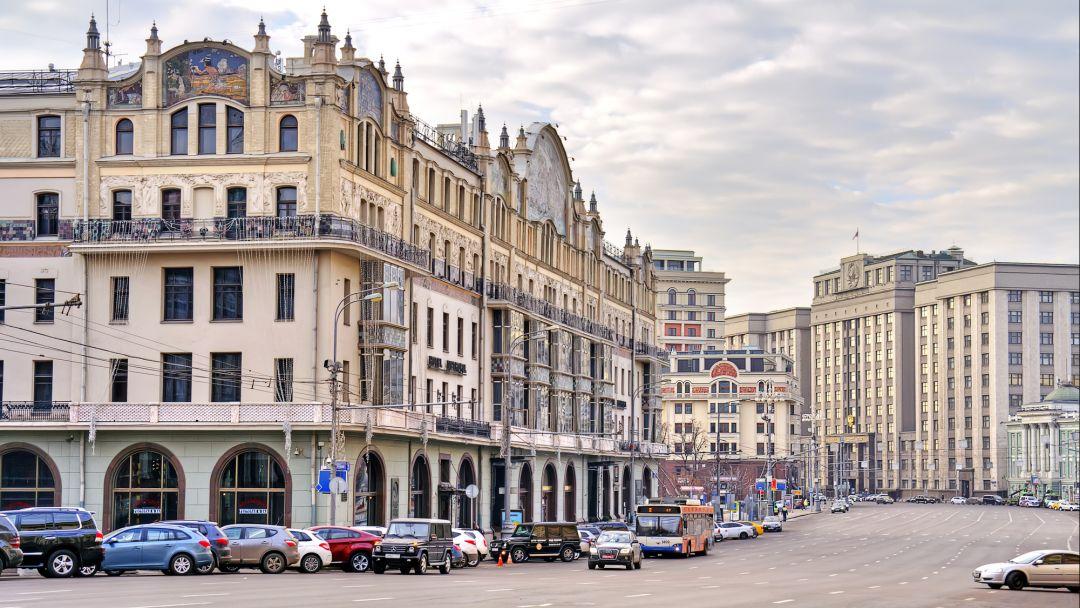 Московские плюшки - вкусная экскурсия с дегустацией в Москве