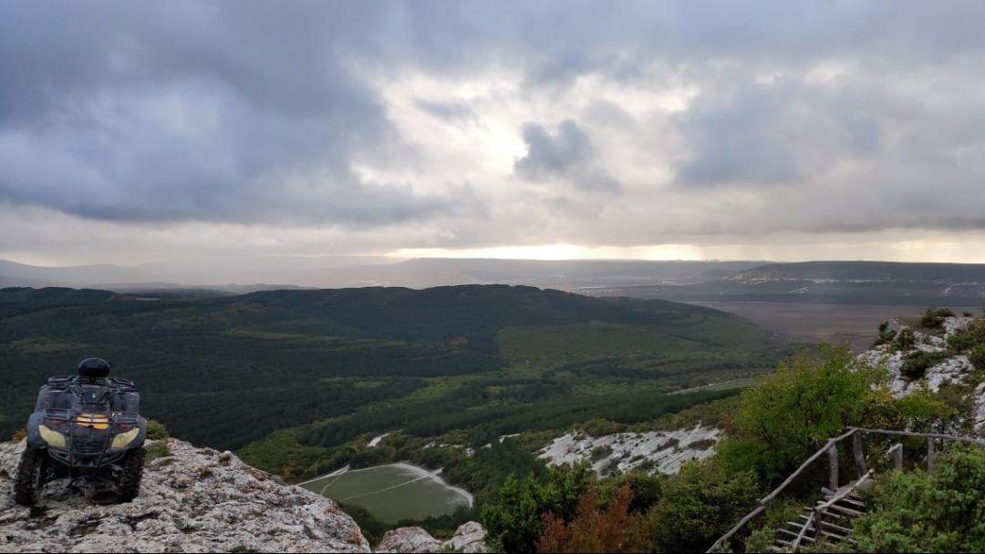 Квадроциклы: Пещерный монастырь Челтер - Мармара - фото 5