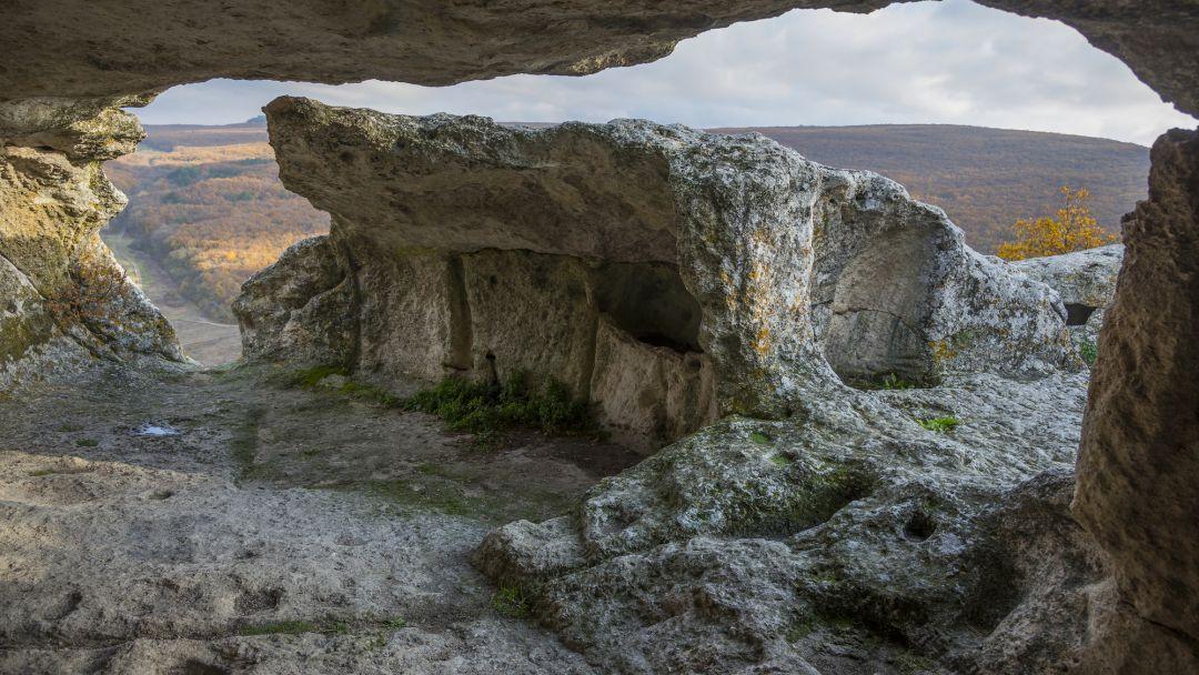 Квадроциклы: Пещерный город Эски - Кермен - фото 4