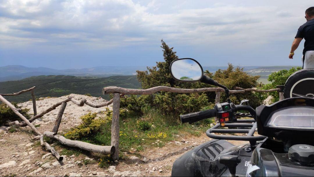Квадроциклы: Долина Кара-Коба в Севастополе