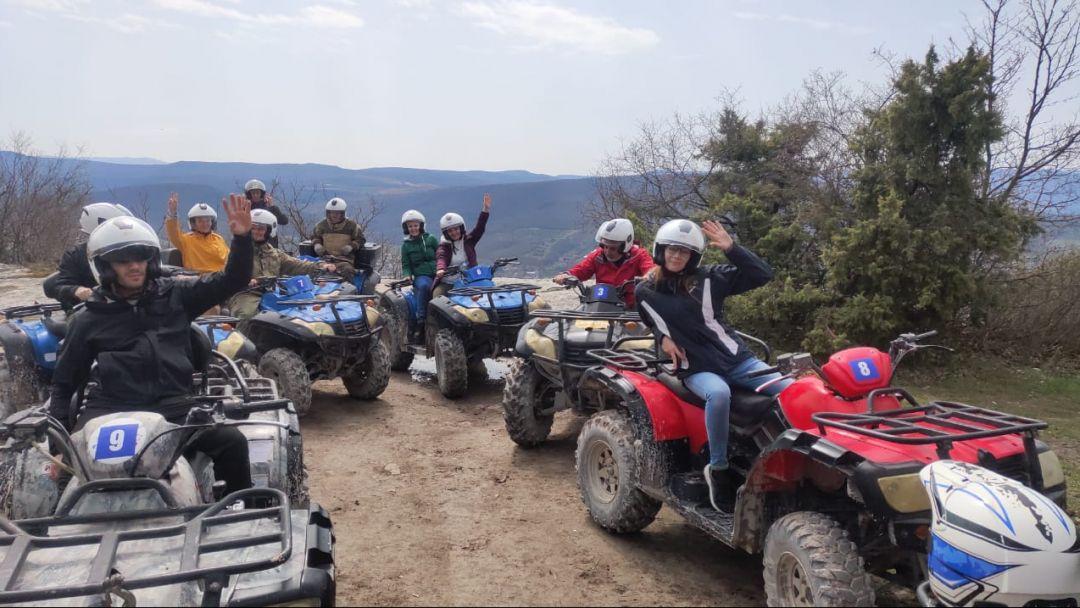 Квадроциклы: Долина Кара-Коба - фото 3