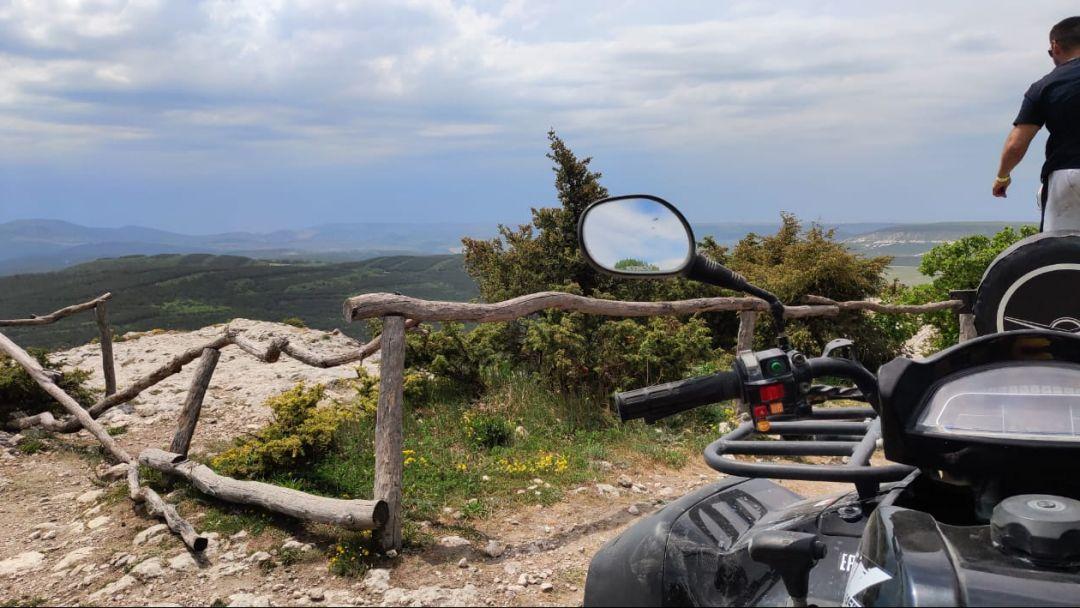 Квадроциклы: Ай-Тодорская долина - фото 2