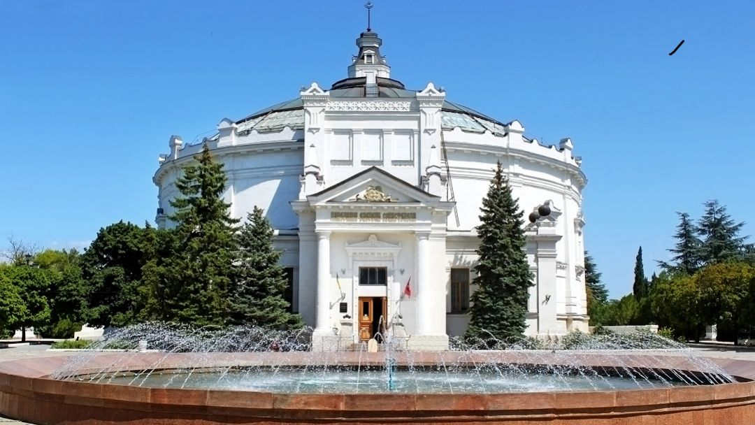 """Знакомство с """"Золотой Балкой"""" в Севастополе"""