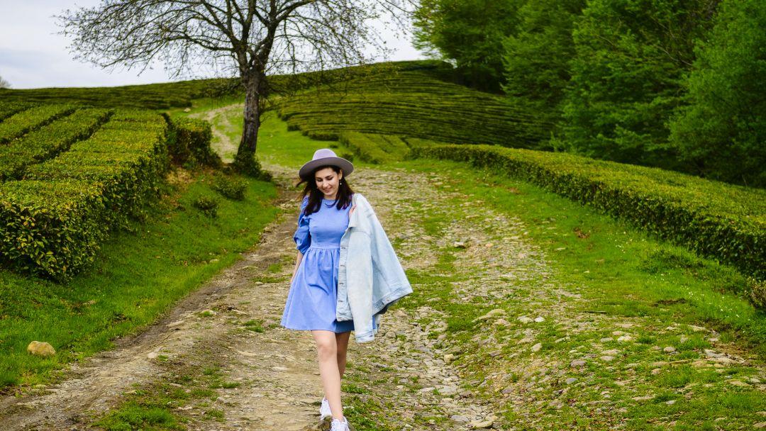 Фототур к чайной плантации - фото 7