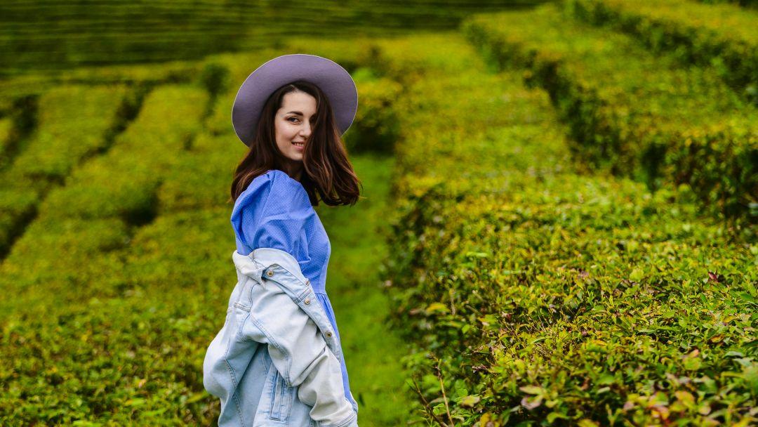 Фототур к чайной плантации - фото 10