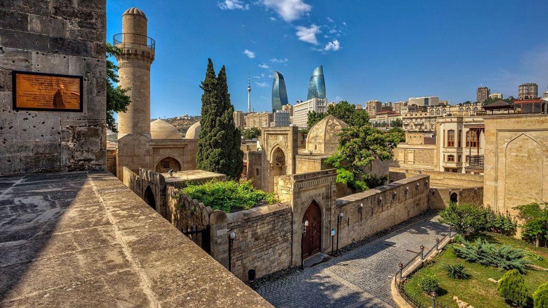 Экскурсия по Старому Городу Баку