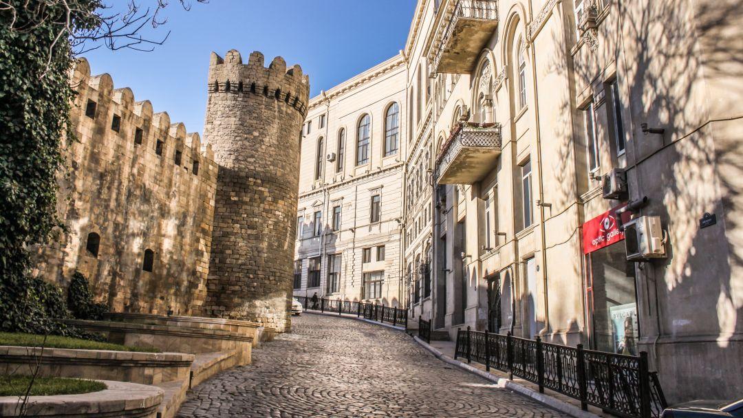 Экскурсия по Старому Городу Баку - фото 2