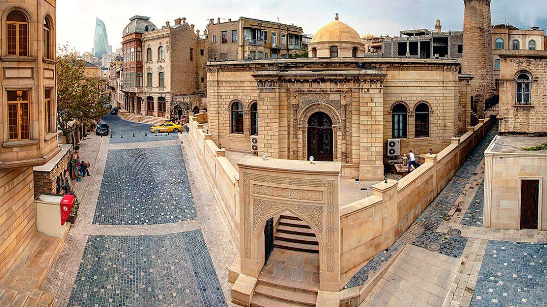 Экскурсия по Старому Городу Баку - фото 3