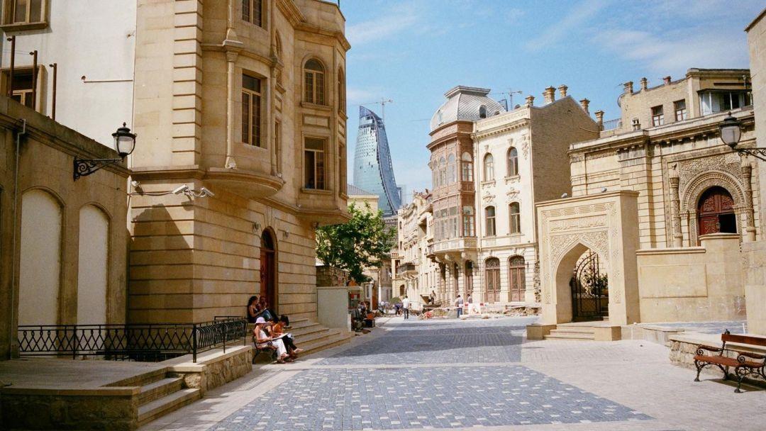 Экскурсия по Старому Городу Баку - фото 4